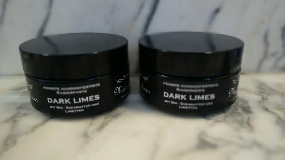 Dark Limes. Very Dark Limes.